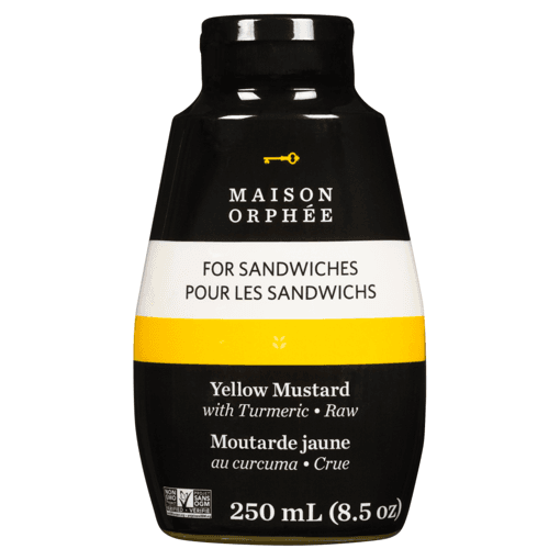 Picture of Mustard - Yellow - 250 ml