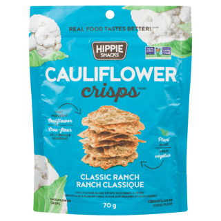 Picture of Cauliflower Crisps - Classic Ranch - 70 g