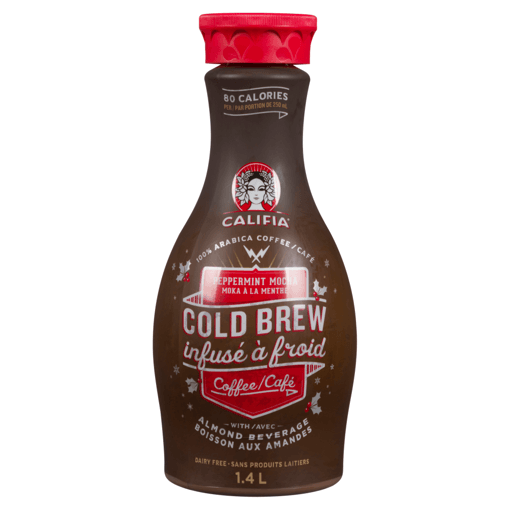 Picture of Cold Brew Coffee - Peppermint Mocha - 1.4 L