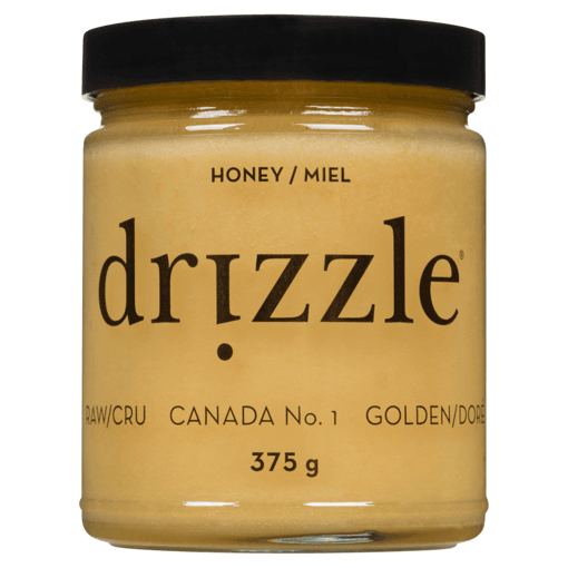 Picture of Raw Honey - Golden - 375 g
