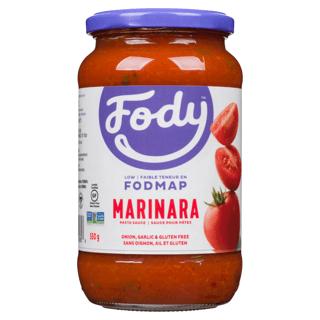 Picture of Low FODMAP Pasta Sauce - Marinara - 550 g