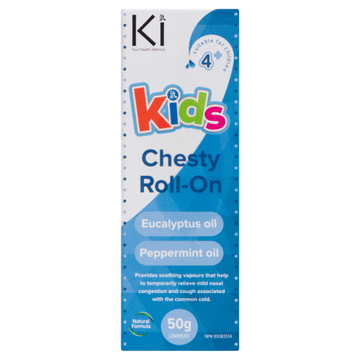Picture of Kids Chesty Roll On - 50 g
