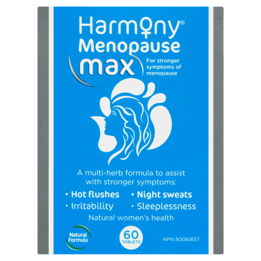 Picture of Harmony Menopause Max - 60 tablets