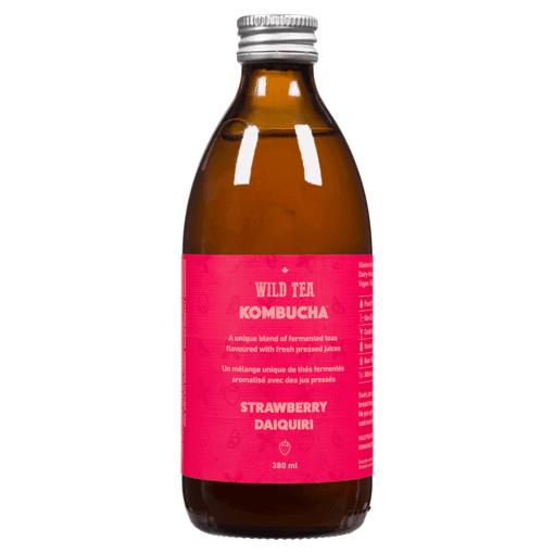 Picture of Cocktail Inspired Kombucha - Strawberry Daiquiri - 380 ml