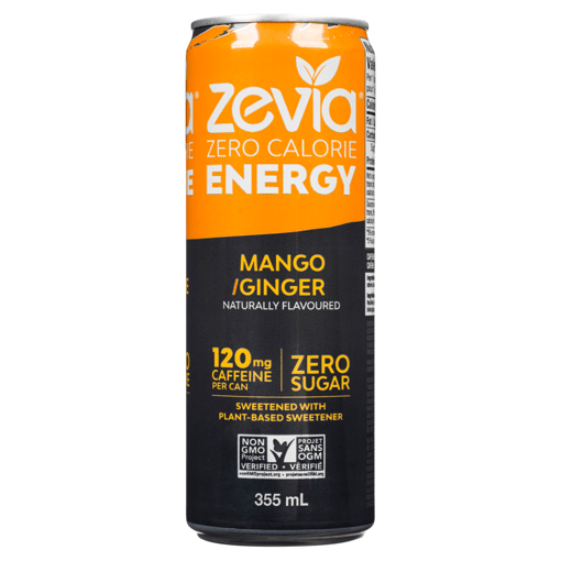 Picture of Energy - Mango Ginger - 355 ml