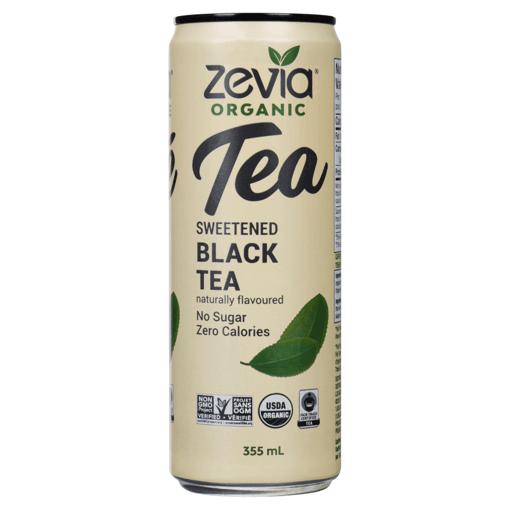 Picture of Organic Tea - Sweetened Black Tea - 355 ml