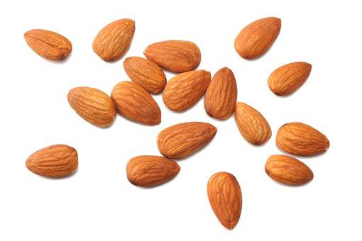 Picture of Whole Raw Almonds - per kg