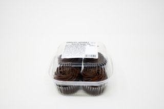 Picture of Cupcakes - Chocolate - 4 x 67 g