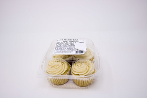 Picture of Cupcakes - Vanilla - 4 x 67 g