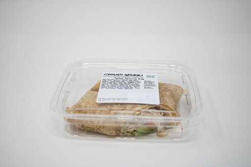 Picture of Turkey Tortilla Wrap - 1 each