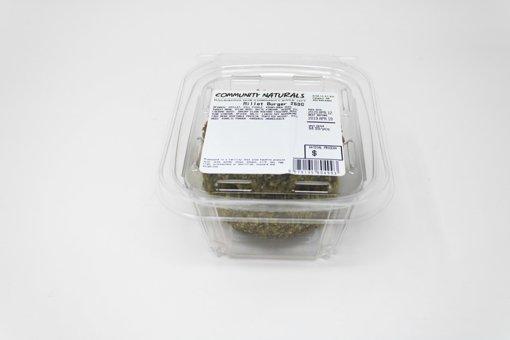 Picture of Vegetarian Burger - Millet - 260 g