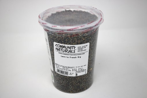 Picture of French Lentils - 1 L Container