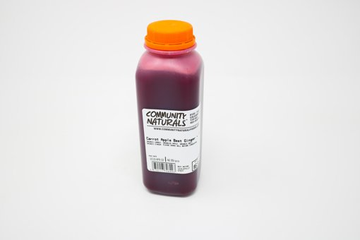 Picture of Juice - Carrot Apple Beet Ginger - 473 ml