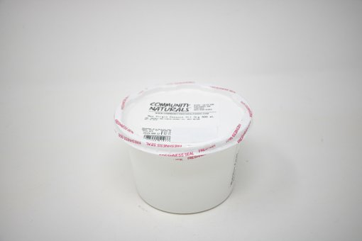Picture of Raw Virgin Coconut Oil - 500 ml Container - per 100g