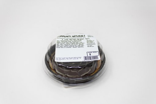 Picture of Salted Caramel Tart - 4 inch - 1 each