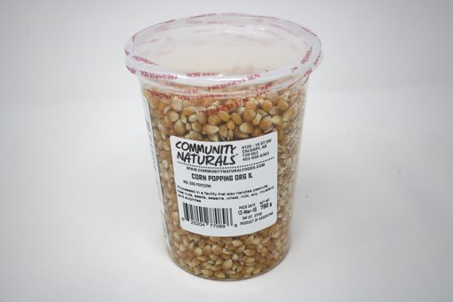 Picture of Popping Corn - 1 L Container - 790 g