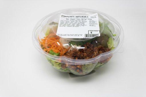 Picture of Raw Vegan Taco Salad - 345 g
