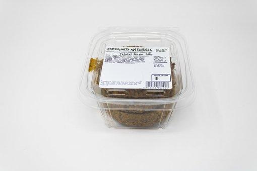Picture of Vegetarian Burger - Falafel - 260 g