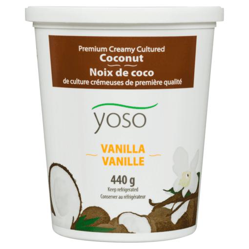 Picture of Cultured Coconut - Vanilla - 440 g