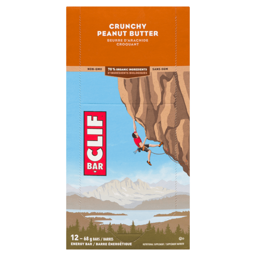 Picture of Energy Bar - Crunchy Peanut Butter - 68 g