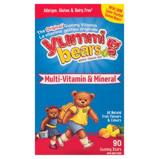 Picture of Multi-Vitamin & Mineral - 90 count
