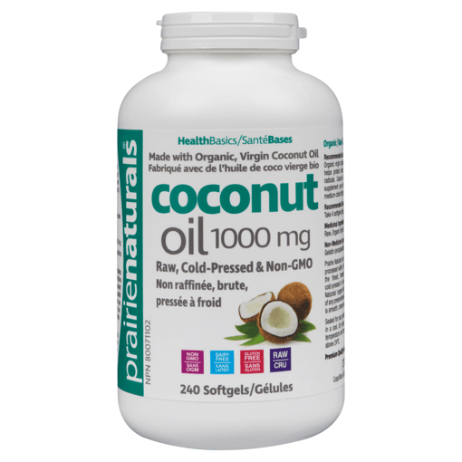 Picture of KetoCoconut - 240 soft gels