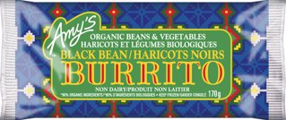 Picture of Burrito - Black Bean - 170 g