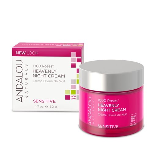Picture of 1000 Roses Heavenly Night Cream Sensitive - 50 g