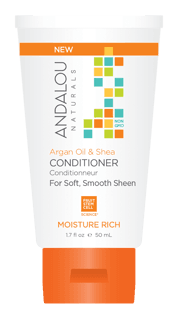 Picture of Argan Oil & Shea Moisture Rich Conditioner - 50 ml