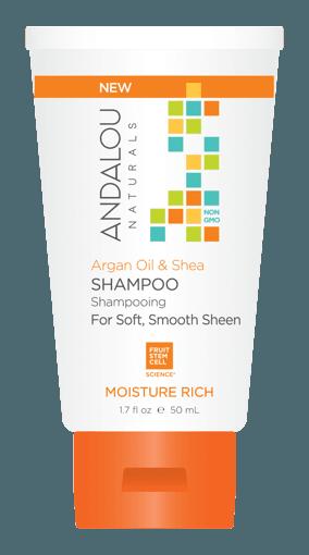Picture of Argan Oil & Shea Moisture Rich Shampoo - 50 ml