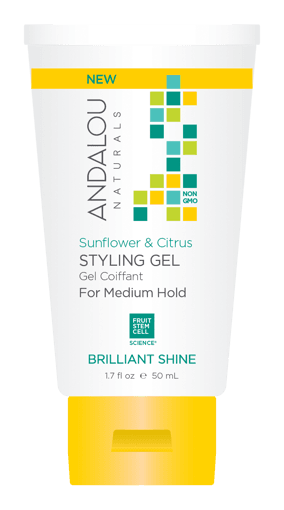 Picture of Sunflower & Citrus Brilliant Shine Styling Gel - 50 ml
