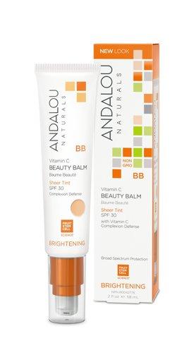 Picture of Vitamin C BB Beauty Balm SPF 30 Brightening - Sheer Tint - 58 ml