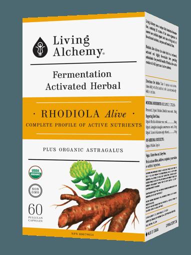 Picture of Alive - Rhodiola - 60 capsules