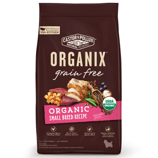Picture of ORGANIX Dog Food - Small Breed Recipe - 1.81 kg