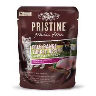 Picture of Pristine Morsels - Grain Free Free-Range Turkey Recipe - 85 g
