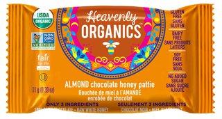 Picture of Chocolate Honey Patties - Almond - 11 g