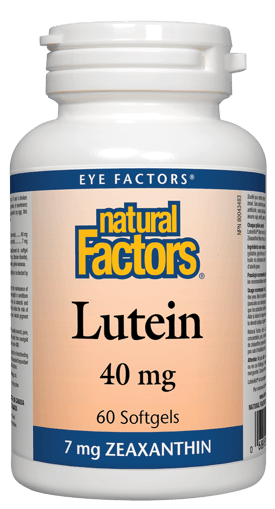 Picture of Lutein - 40 mg - 60 soft gels