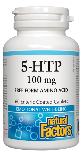 Picture of 5-HTP - 100 mg - 60 capsules