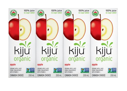 Picture of Juice - Apple - 4 x 200 ml