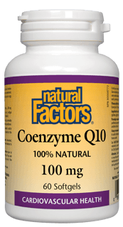 Picture of Coenzyme Q10 - 100 mg - 60 soft gels