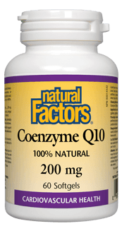 Picture of Coenzyme Q10 - 200 mg - 60 soft gels