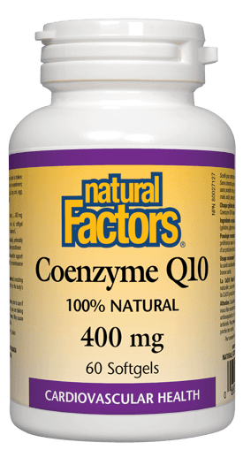 Picture of Coenzyme Q10 - 400 mg - 60 soft gels