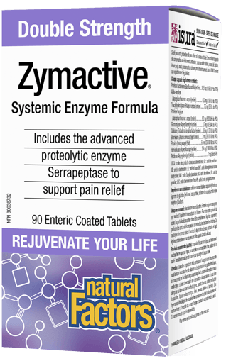 Picture of Double Strength Zymactive Systemic Enzyme Formula - 90 tablets