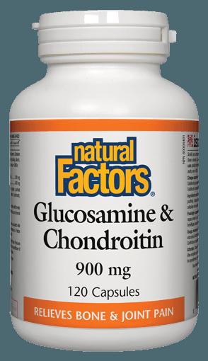 Picture of Glucosamine & Chondroitin Sulfate