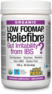 Picture of Low Fodmap Reliefibre - Unflavoured - 200 g