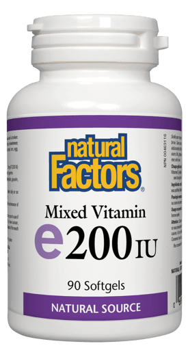 Picture of Mixed Vitamin E