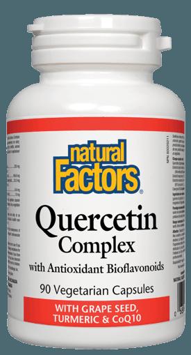 Picture of Quercetin Complex - 90 veggie capsules