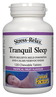 Picture of Stress-Relax Tranquil Sleep - 120 chews