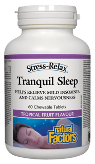 Picture of Stress-Relax Tranquil Sleep - 60 chews