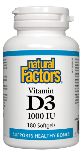 Picture of Vitamin D3 1000IU
